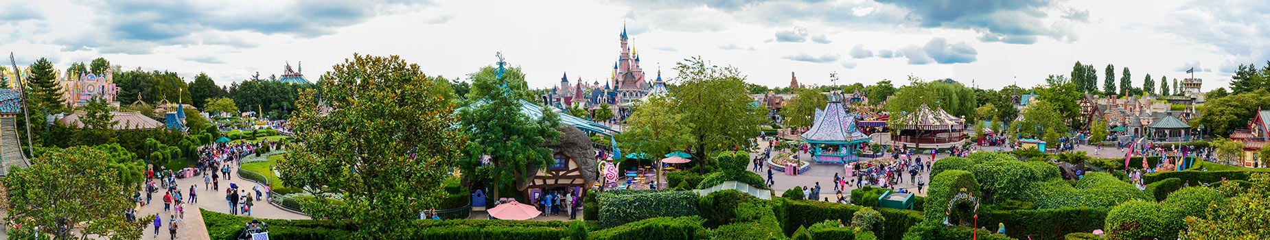 Goedkoop naar Disneyland
